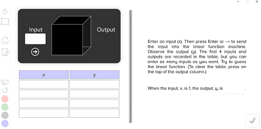 guzinta math intro functions