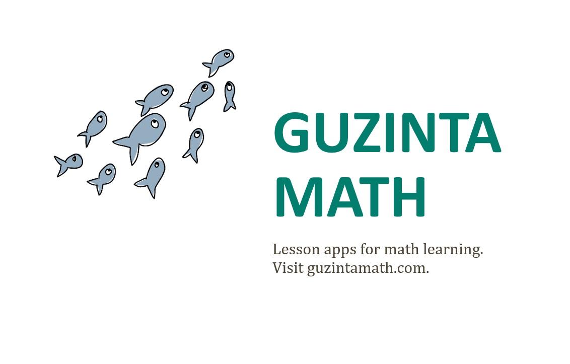 guzinta math