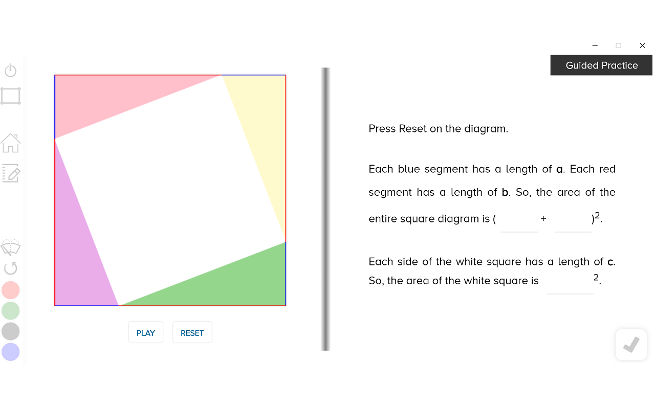 guzinta math pythagorean theorem